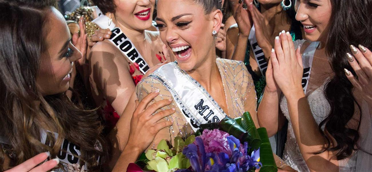 Miss South Africa Takes the Crown at Miss Universe 2017