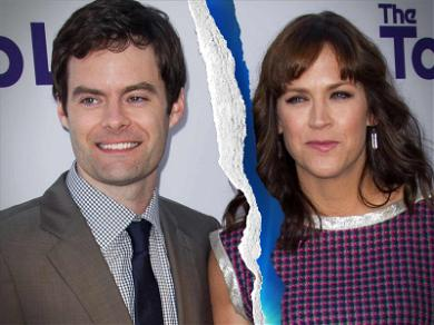 Bill Hader and Ex-Wife Maggie Carey Amicably Settle Divorce