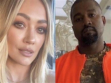 Hilary Duff Takes Shot At Kanye West After Presidential Announcement