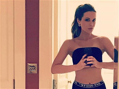 Kate Beckinsale's Hot L.A. Gym Look Includes Unusual Accessory – Fans Stumped