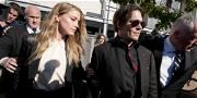 Amber Heard's 'Friend' Goes on the Record: 'I Never Saw Amber Injured in Any Way' at the Hands of Johnny Depp