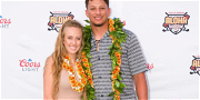 Patrick Mahomes And Wife Brittany Reveal First Baby Photos Of Daughter, Sterling!