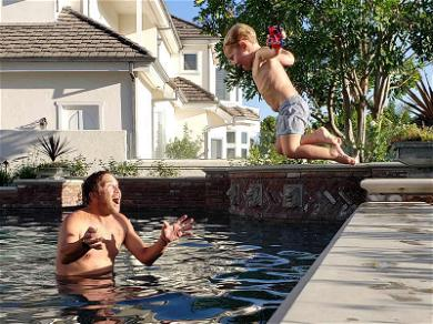 Bode Miller Posts Sponsored Pool Photo Three Months After His Daughter Drowned