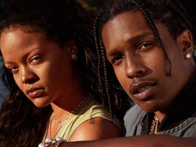 Rihanna & A$AP Rocky FULL PDA While Vacationing In Barbados For The Holidays!