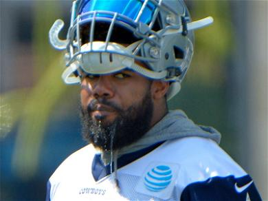 Ezekiel Elliott Sues the NFL to Block Looming Suspension