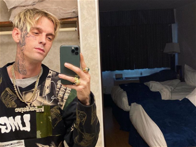 Aaron Carter Movin' On Up! Singer Claims He Bought New Canadian 'Castle'