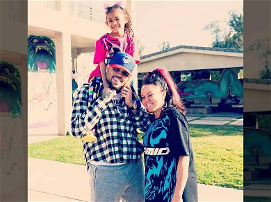 Chris Brown Hopes for Good PR With Photo of the 'Most Important Women' in His Life