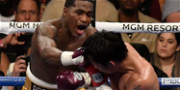 Boxer Adrien Broner Exposes His BRUTAL Feet, Claims He Can't Afford A Pedicure!