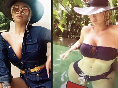 Iggy Azalea Responds To Pregnancy Rumors With Hot Bikini Pics