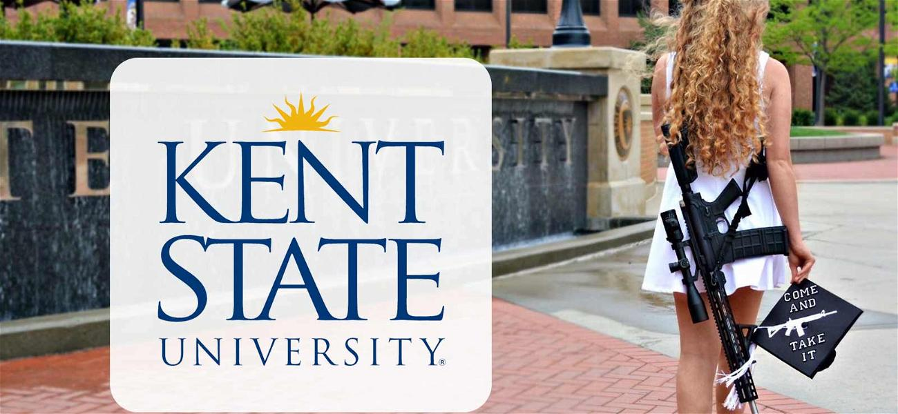 Kent State University Has No Problem With Rifle-Toting Graduation Photos