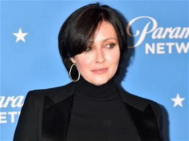 '90210' Star Shannen Doherty Still Stuck Living in Temporary Housing After California Wildfires
