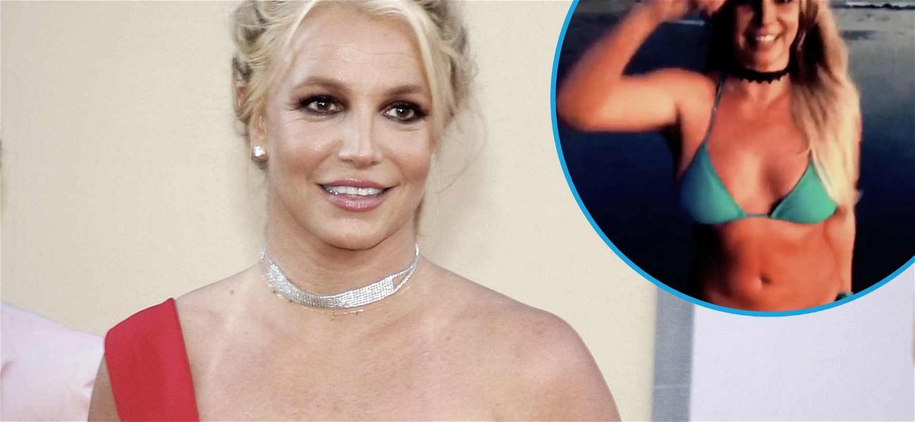 Britney Spears Shuts Down Instagram With INSANE Bikini Body