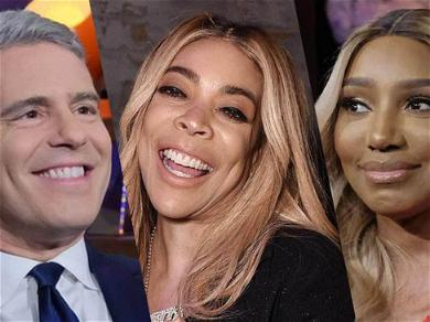 Andy Cohen & Wendy Williams Are Silent After NeNe Leakes Trashes Them Over Alleged Drug Use, Racism