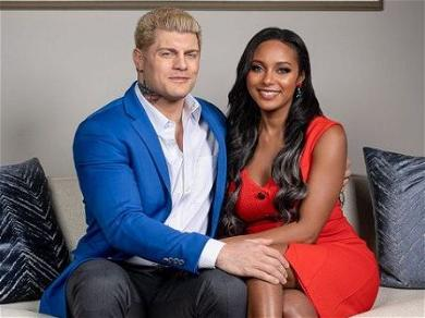 AEW Couple Cody And Brandi RhodesReveal They're Having A Girl