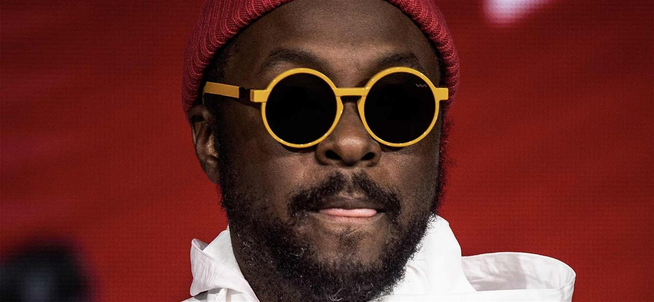 Will.i.am Sued for Allegedly Stiffing His Marketing Company, Then Stiffing Them Again