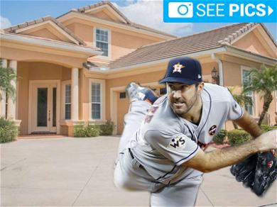Justin Verlander Already a Winner … Cashes in On Florida Home Sale