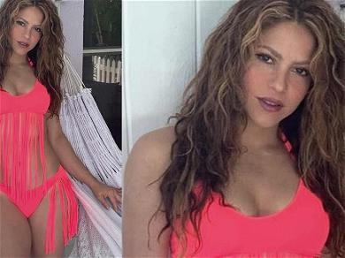 Shakira Shows Off Rocking Body In New Bikini That She Designed