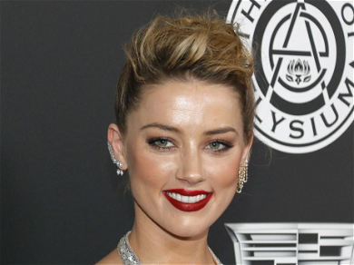 Amber Heard Reveals NSFW City Girls Track for Sunday Workout