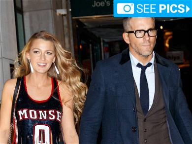 Blake Lively and Ryan Reynolds Head Out For Movie Date