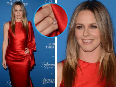 Alicia Silverstone Wearing New Ring at First Appearance Since Filing for Divorce