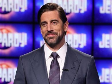 Aaron RodgersWins Fans Over As Second Week of 'Jeopardy!' Begins