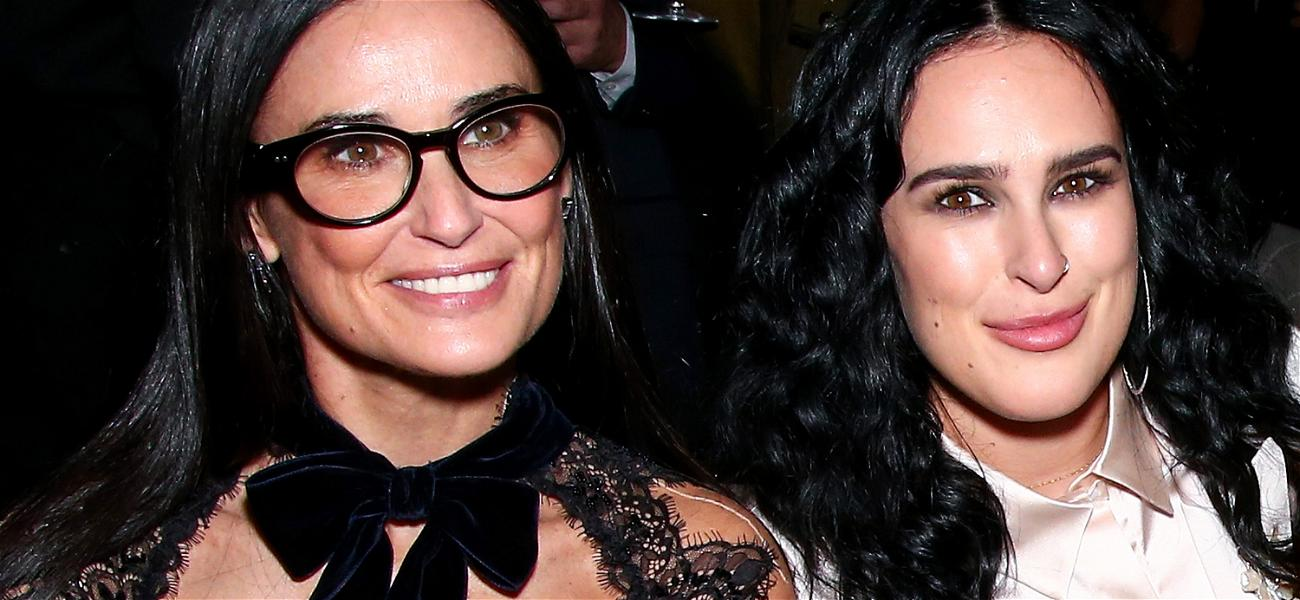 Mother And Daughter Duo, Rumer Willis And Demi Moore Are Mending Their Relationship