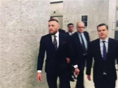 Conor McGregor Felony Charges Dropped, Gets Anger Management
