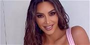 Kim Kardashian Shows Off Neon Underwear That 'Fits Everybody'