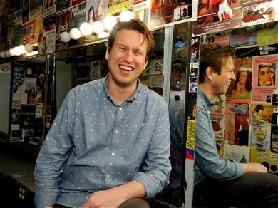 Pete Holmes Admits To Telling Malia Obama To 'Shut The F–k Up' DuringHis Stand-Up Act