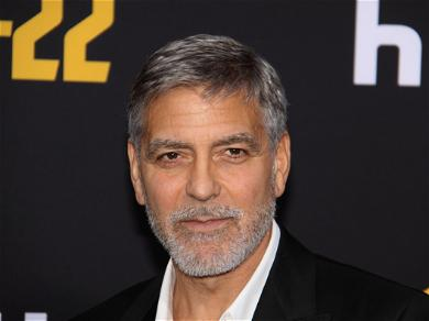 George Clooney SLAMS Trump, Says Riots Put Him In 'Dustbin Of History'