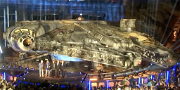 Harrison Ford Dedicates Opening of 'Star Wars: Galaxy's Edge' to Late Peter Mayhew
