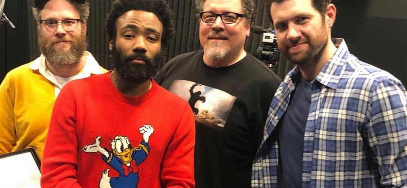 Seth Rogen Has No Worries With the 'Lion King' Cast