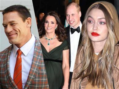 The Royal Baby Shares a Birthday with John Cena and Gigi Hadid