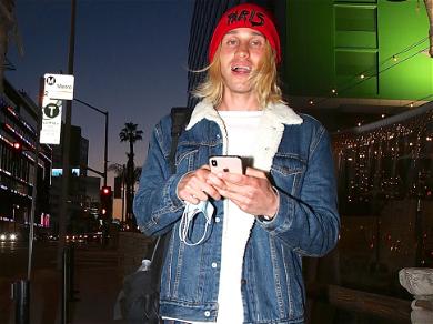 TikTok Star Danim EXPLODING Onto L.A. Music Scene, Spotted At Celebrity Hot Spot