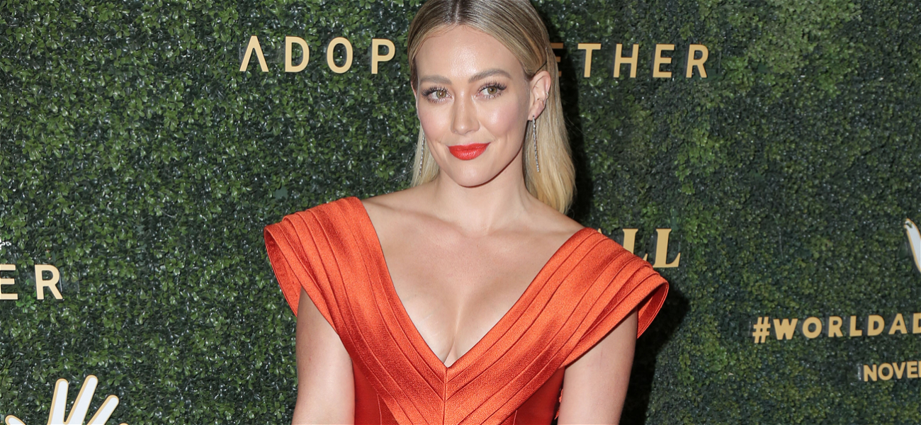 Hilary Duff Shares Intimate Home Birth Pics on Daughter's First Birthday