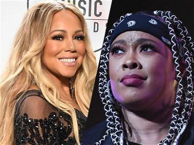 Mariah Carey Dragged Into BFF Da Brat's $8 Million Bankruptcy Case