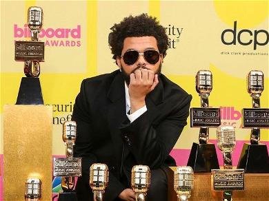 The Weeknd Dominates As Winners At 2021 BBMAs Are Revealed