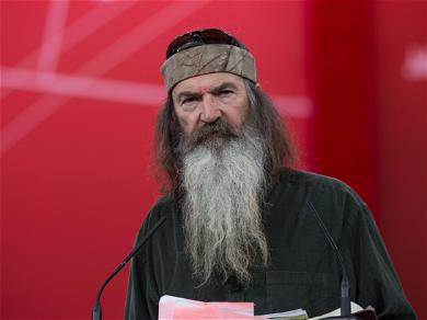 'Duck Dynasty' Star Phil Robertson Reveals He Considered Grabbing His Rifle And Confronting Drive-By Shooter