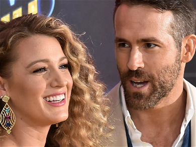 Ryan Reynolds Posts Sassy Reply To Blake Lively Over Pregnancy Comment