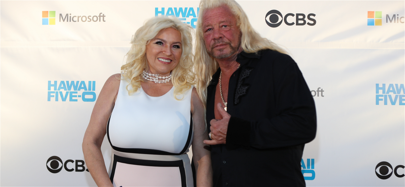 Dog The Bounty Hunter's Helping People With Addiction Following Beth Chapman's Death