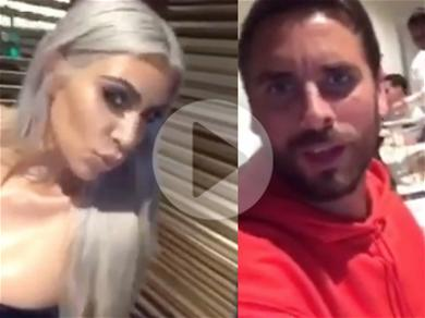 Kim Kardashian Supports Scott Disick With Sober Night Out in N.Y.C.