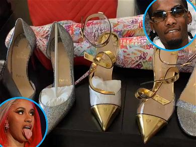 Cardi B Shows Off Her Insane Christmas Haul From Offset