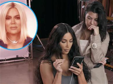 Khloé Kardashian Tells Sisters Jordyn Woods Isn't Being Honest in Explosive New 'KUWTK' Trailer