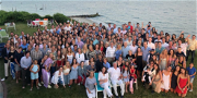 Chris Pratt Makes the Cut for Annual Kennedy Family Pic In Hyannis Port
