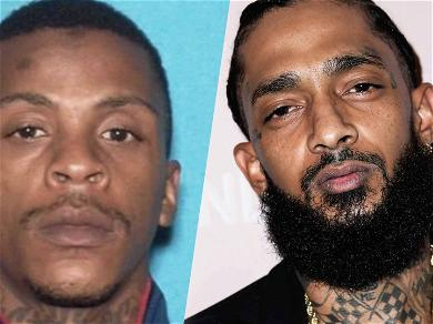 Nipsey Hussle Suspected Killer Has History of Gun Charges, Domestic Violence