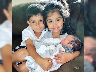 Nicole 'Snooki' Polizzi Shows Off Her Adorable Fam With Newborn Son