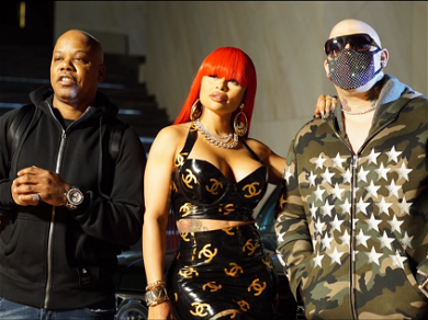 Blac Chyna Releasing New Track 'My Word' With Too Short & Mally Mall — Exclusive SNEAK PEEK!!