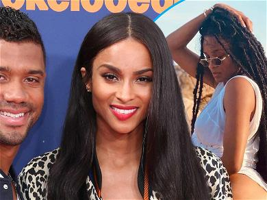 Ciara Gives Credit To Russell Wilson For Being The Perfect Instagram Husband!