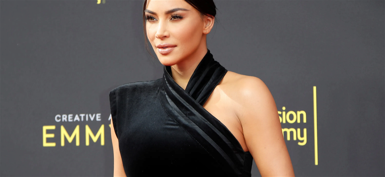 Kim Kardashian Files Restraining Order Against Man Who Threatened to 'Kiss' Her And Break Into Home