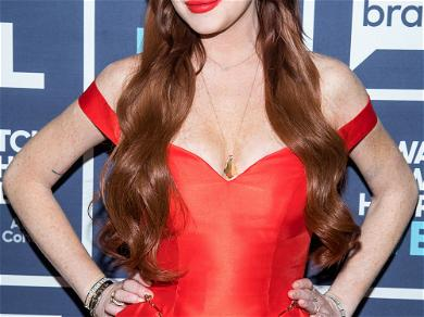Lindsay Lohan's New Year Resolution is to Return to Acting